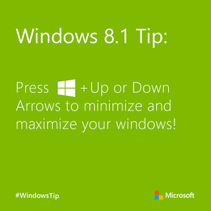 TIPS AND TRICKS_WINDOWS 8.1